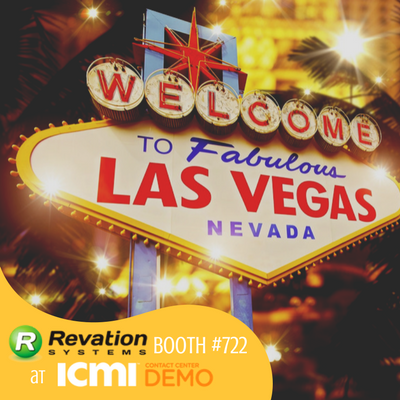 Revation at ICMI Contact Center Demo